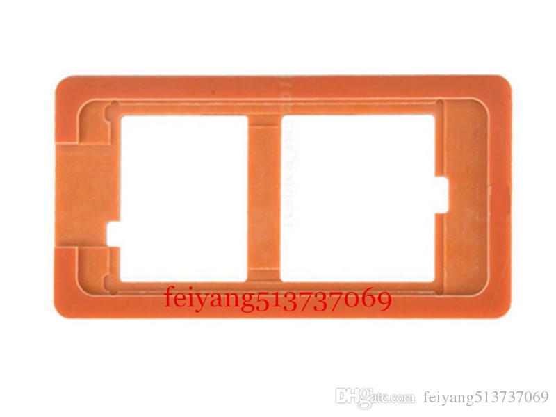 아이폰 5 5c는 6 기가 6P 6sP 7 7P 플러스 고품질 보수 금형 금형 LCD 디스플레이 터치 스크린 수리 홀더를 5S
