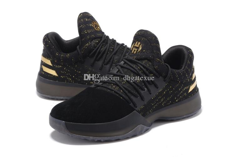 Harden Vol. 1 Imma Be A Star Casual Shoes Mens Harden Vol 1 Imma Be A Star  High Quality Size 7 13 Yellow Shoes Gold Shoes From Dhgatexue d87f542ee