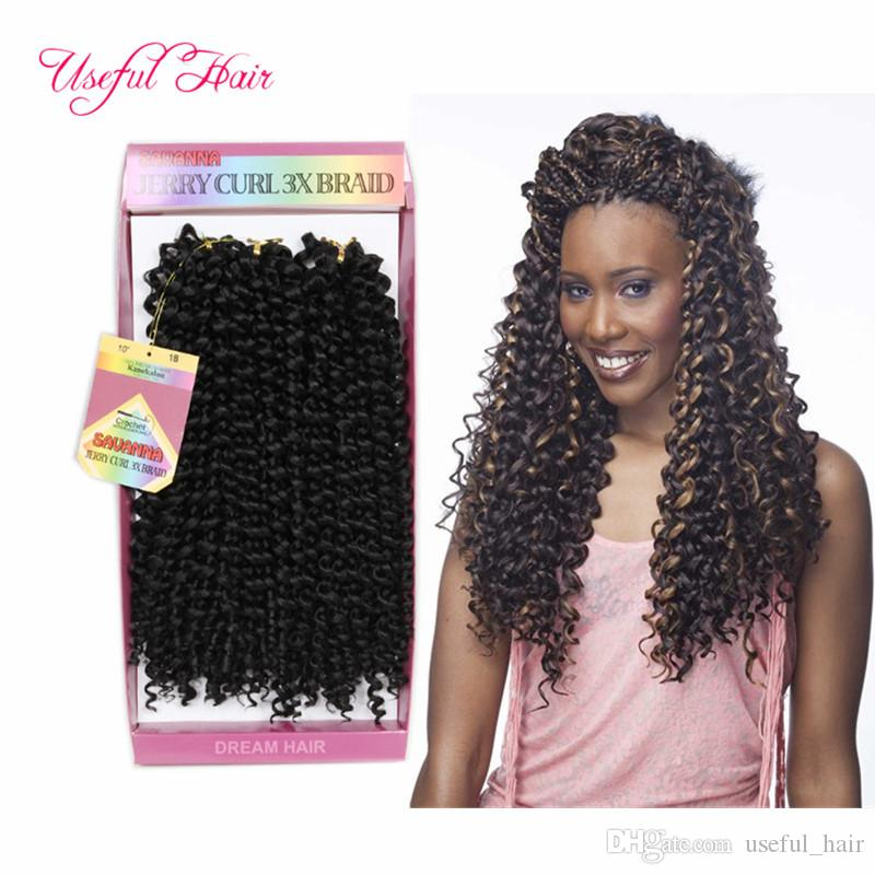 TBUG SAVANA MAMBO TWIST deep waVE crochet braids HAIR 3PCS/BUNDLES CROCHET hair extensionS Medium Auburn Strawberry Blond FEMAL SUITING
