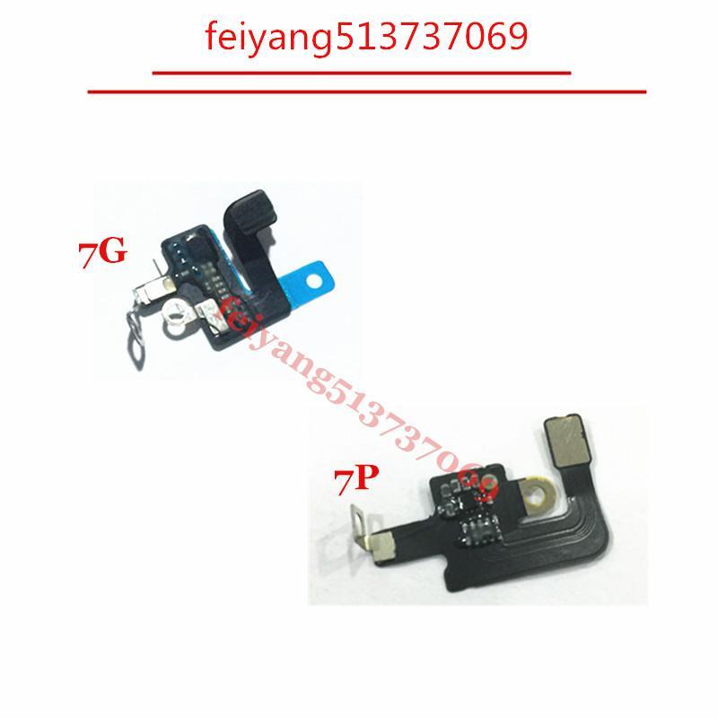 buy popular e1e59 3cca4 10pcs Original new For iphone 7 7 plus WiFi Antenna Signal Receive Flex  Ribbon Cable Repair Part