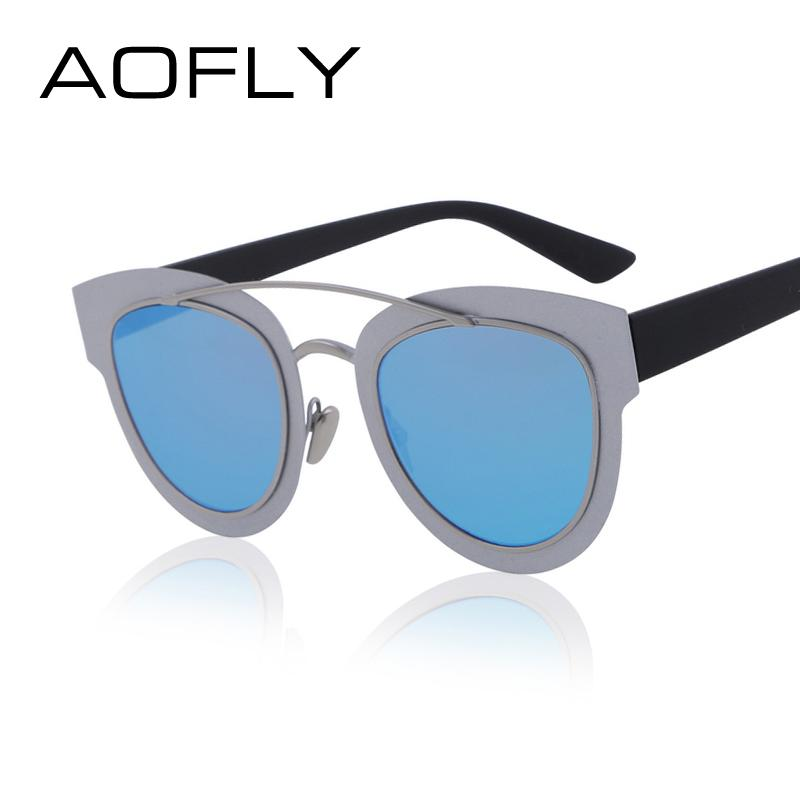 Wholesale-AOFLY Fashion NEW CHROMIC Cat Eye Sunglasses Women Brand ... 610ff7efd8