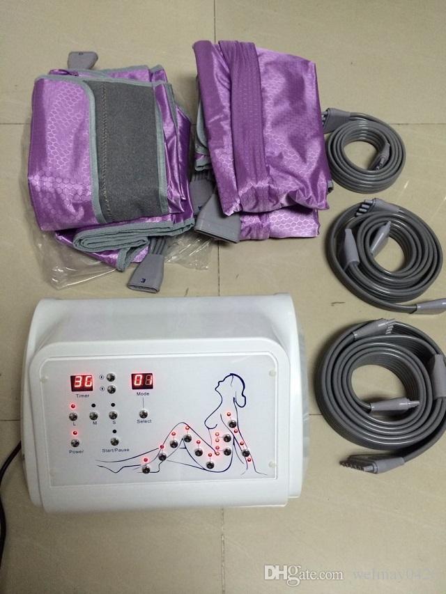 profesional spa salón uso presoterapia presoterapia desintoxicación adelgazante máquina de presoterapia