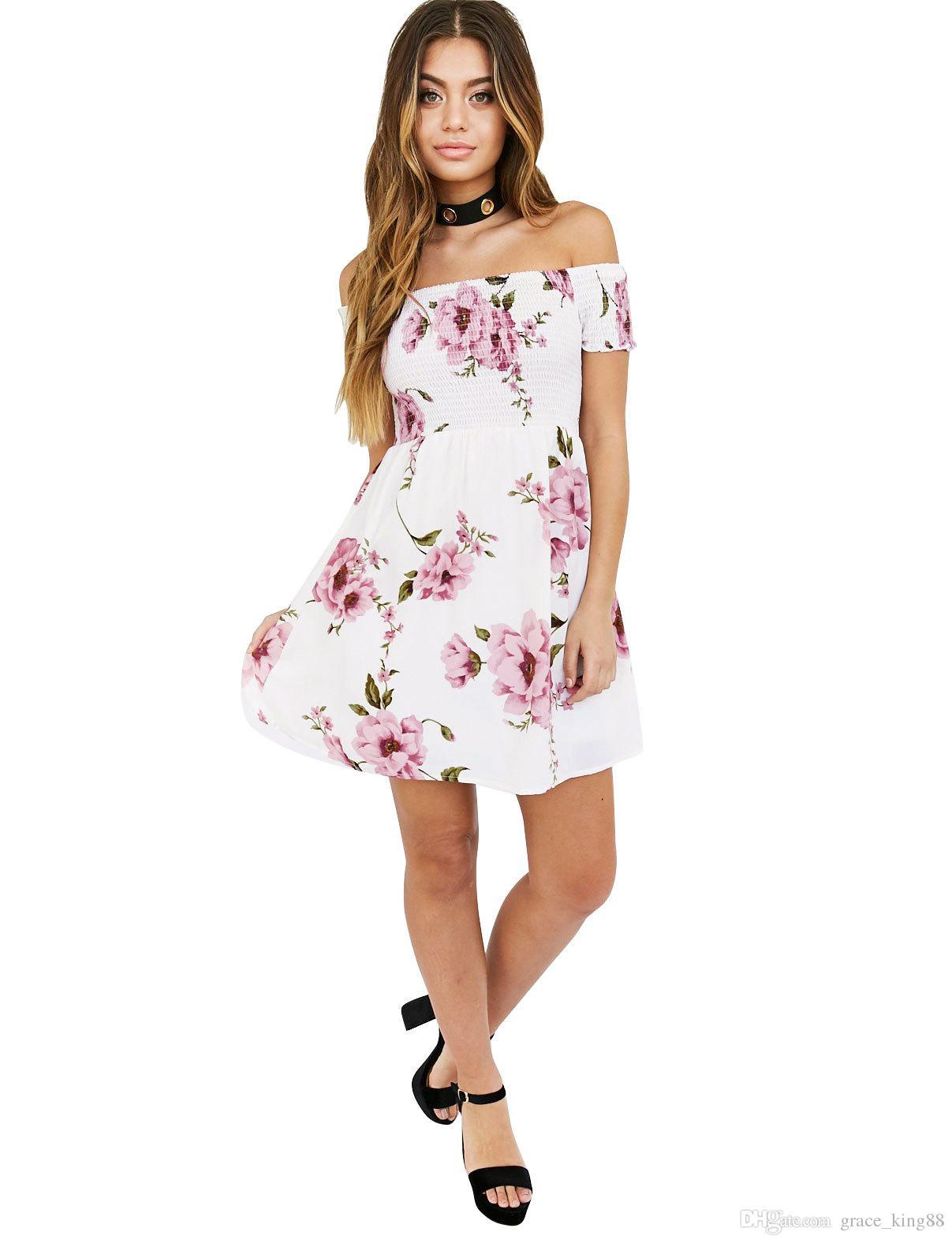 894e0e67 Beautiful Floral Summer Dresses