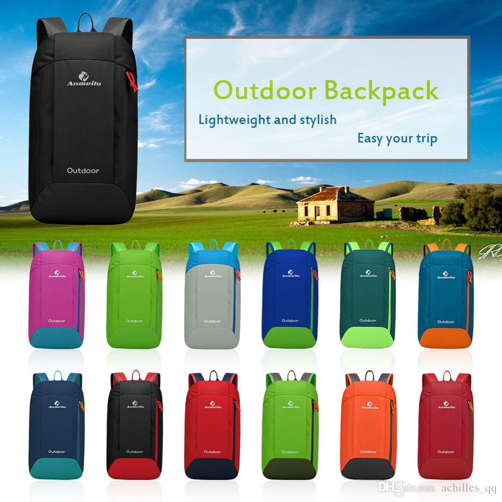 d3047996c5 Anmeilu 10L Travel Backpack Outdoor Sport Camping Hiking Tactical ...