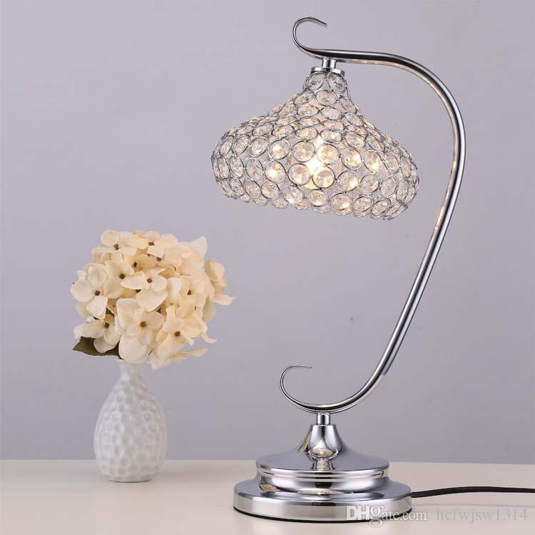 2019 Creative Fashion Bedroom Bedside Lamp Reading Lamp