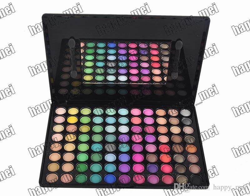 Factory Direct DHL New Professional Makeup Eyes No Logo Eye Shadow Palette!