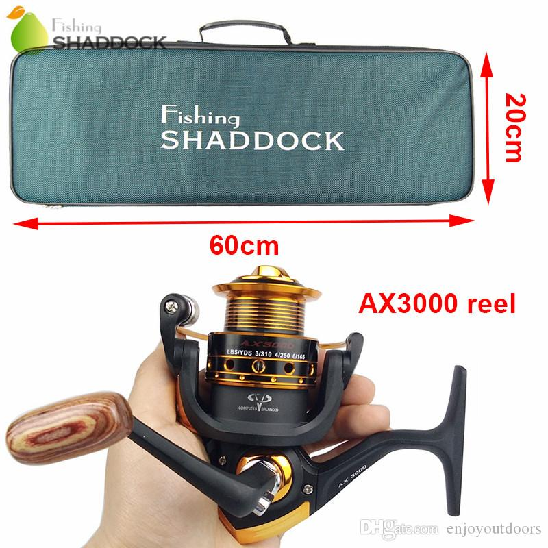 Carbon Fiber Telescope Baitcasting Fishing Rod Casting Spinning Fishing Rod Reel Bag Set Fishing Tackle Combo