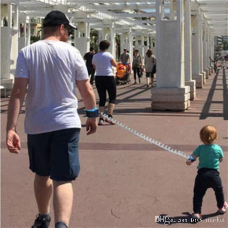 أحدث طفل رضيع الاطفال سلامة تسخير الطفل المقود مكافحة خسر المعصم رابط الجر حبل مكافحة خسر سوار سلامة الطفل