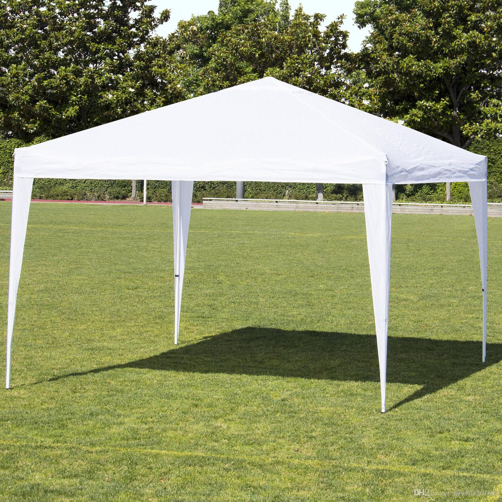 Pop Up Canopy Tent >> 2019 10 X10 Products Ez Pop Up Canopy Tent With Carrying Case From