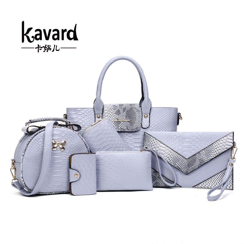 6ef4c3b6c375 Wholesale Kavard Spanish Serpentine Composite Bag Sac A Main Luxury Women  Bags Ladies Purses And Handbags 2016 Famous Brand Handbagt Leather Goods  Branded ...