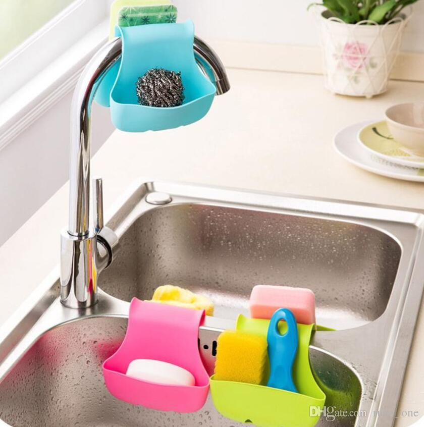 kitchen caddy storage best quality sink caddy kitchen tool organizer 3306