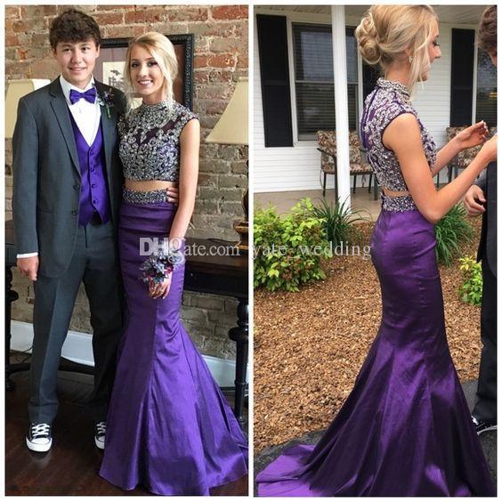 Regency Prom Dress