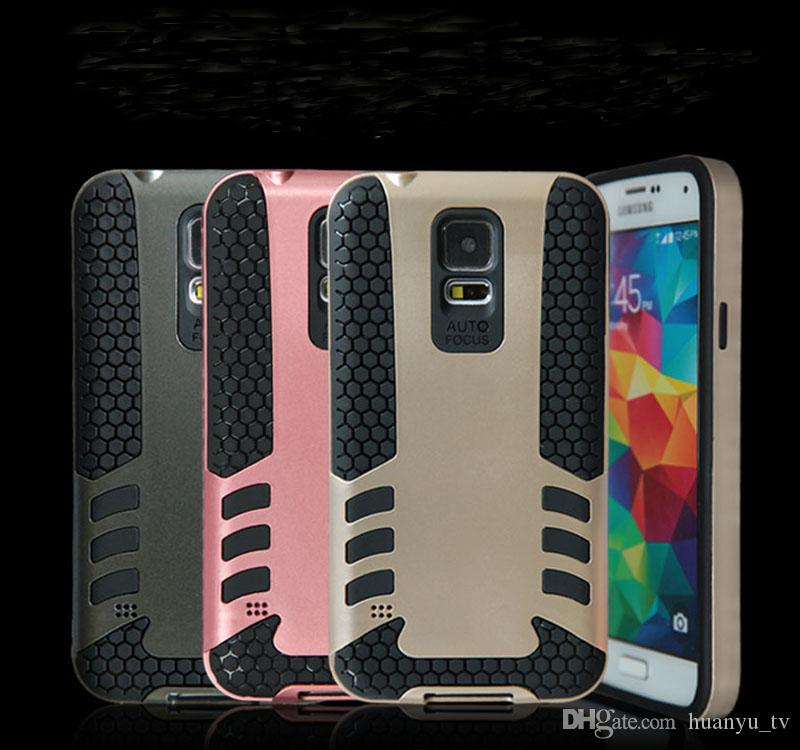 Rocket USA market hot sell phone Case For Iphone 6/6plus/Samsung NOTE 4/9600 TPU+PC Anti-fall back cover Shell