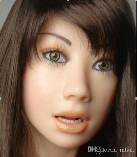 NEUE Oralsex Puppe Sex Produkte Sexspielzeug für Männer Halbe Silikon Liebe, / Sex Produkt / Silikon