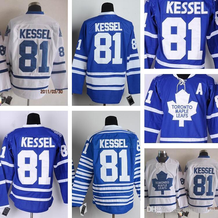 buy online 3c371 340f1 nhl jerseys toronto maple leafs 81 phil kessel blue jerseys ...