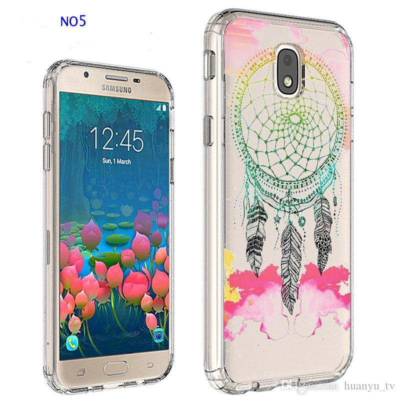 online store 62ae7 552d1 Painting Customized Cases For ZTE N9136/LG Tribute HD/K20 PLUS/ZTE Z max  pro 2 TPU Acrylic Dirt-resistant Shockproof Cell Phone Case