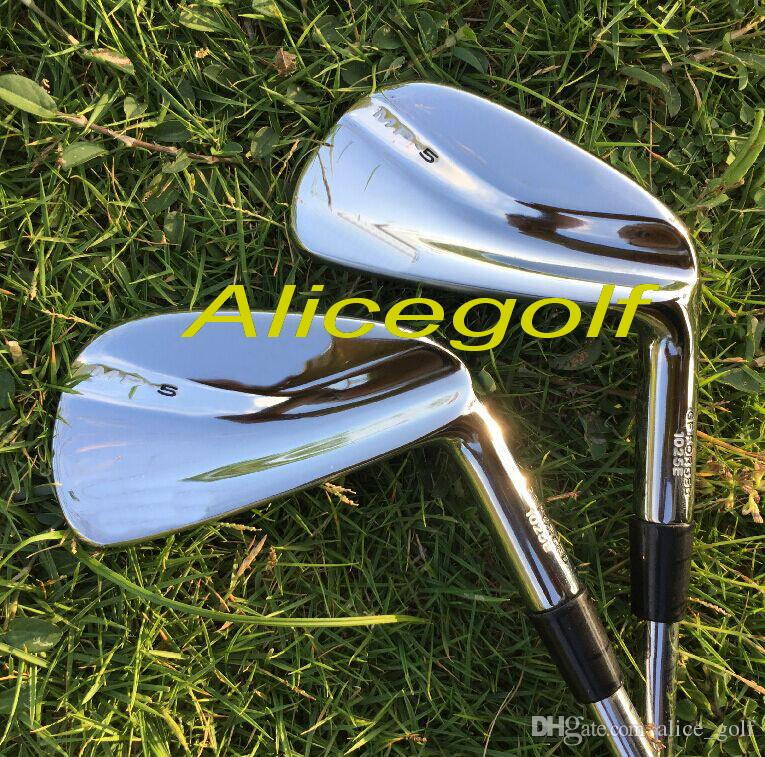 3751fa07a310 2019 New Golf Irons MP5 Irons 3 4 5 6 7 8 9 Pw Forged Irons Set With Project  X6.0 Steel Shaft Golf Clubs From Alice_golf, $175.88 | DHgate.Com