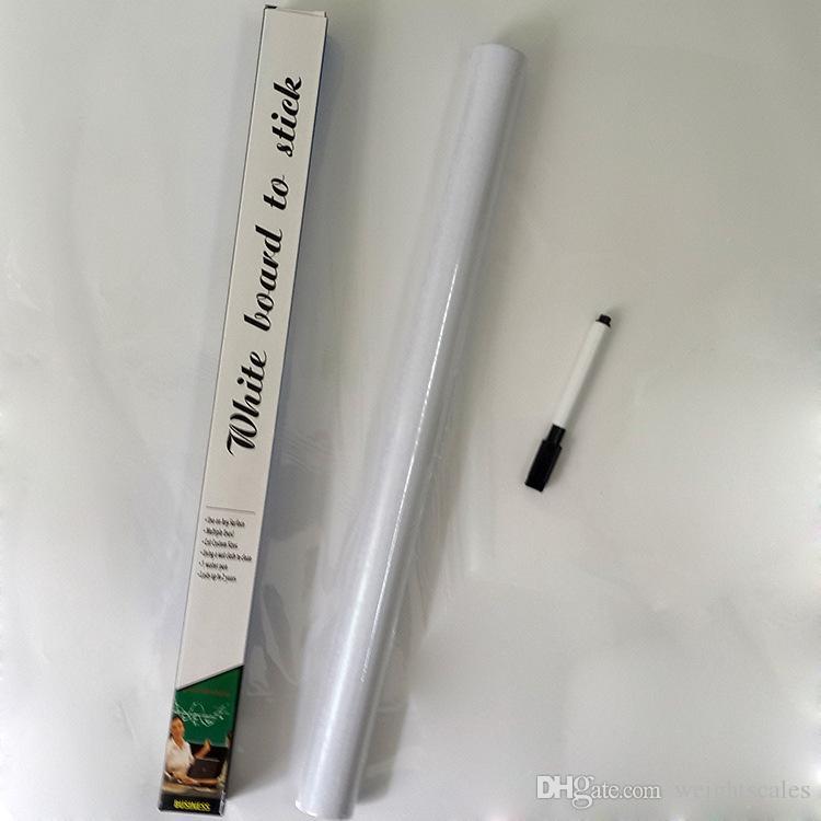 Çıkarılabilir Kara Tahta Duvar Çıkartmaları Karatahta Ekstra Büyük Çıkartması Duvar Sticker Peel Ve Sopa Çıkarılabilir Vinil P ...