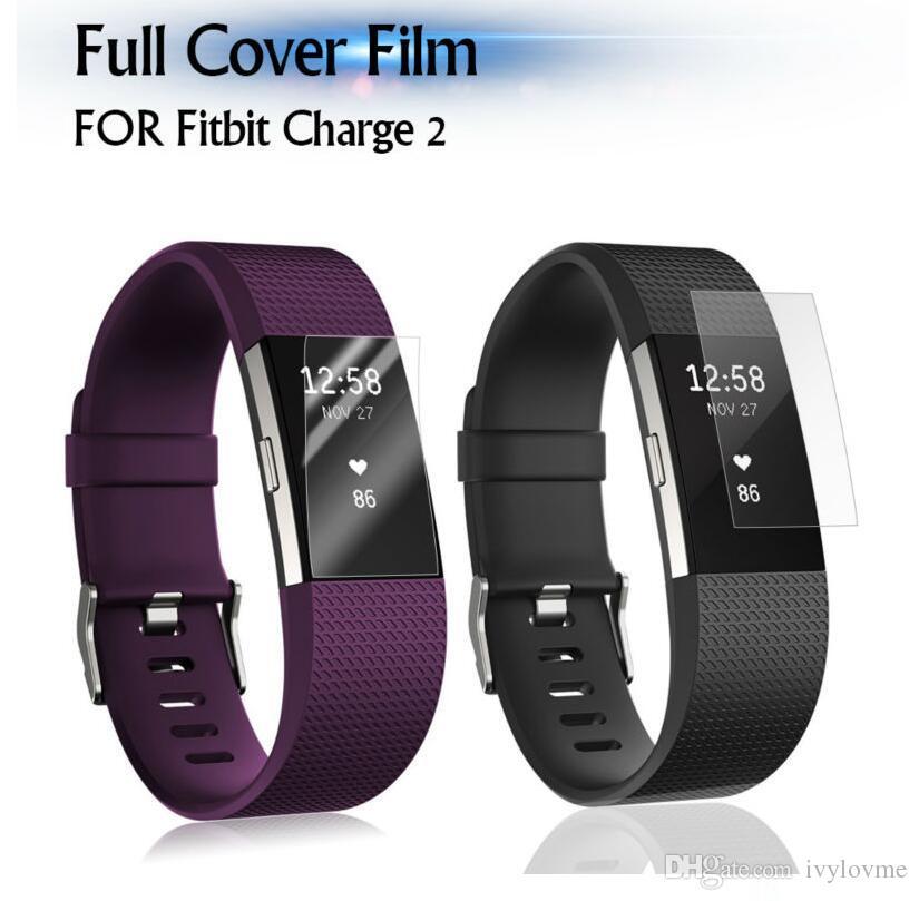 Smart-Watch-Bildschirmfolie weicher TPU-Schutz Für fitbit charge2 charge 2 3H Explosionsgeschützter Schutzfolie HD-Film mit hoher Zähigkeit
