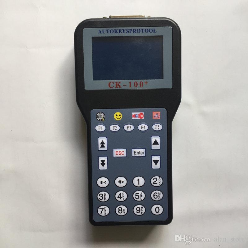 Новое прибытие Авто Ключи Pro CK100 Auto Key Программист SBB V99.99 Auto Key программист Silca SBB Последние поколения CK 100 Многоязычная