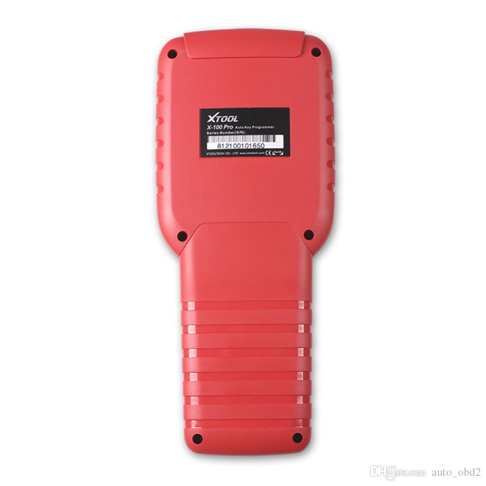 original xtool X100 pro Auto Key Programmer x 100 Updated online dhl x-100 work for Asia,Europe,America cars