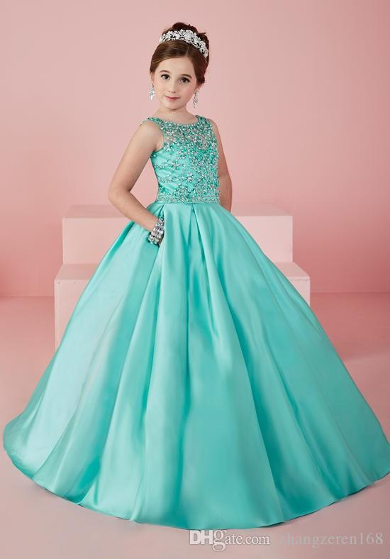 Mint Green Kids Dresses For Wedding Online | Mint Green Kids ...