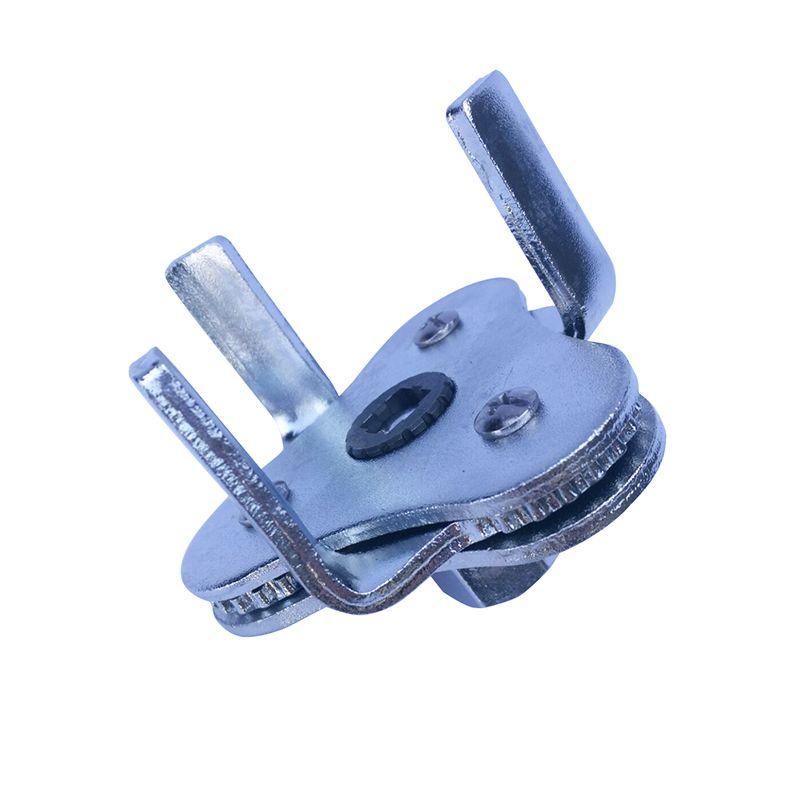 Nieuwe Auto Reparatie Tools Verstelbare Tweeweg Olie Filter Wrench Tool met 3 kaakverwijderaar Tool voor auto's Trucks 62-102mm