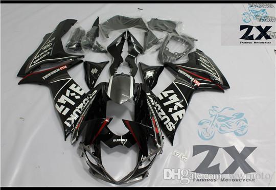 Полная обтекатели для SUZUKI GSX-R 600 750 2011 2012 2013 2014 2015 L3 пластиковый комплект обтекателей мотоцикла Injection