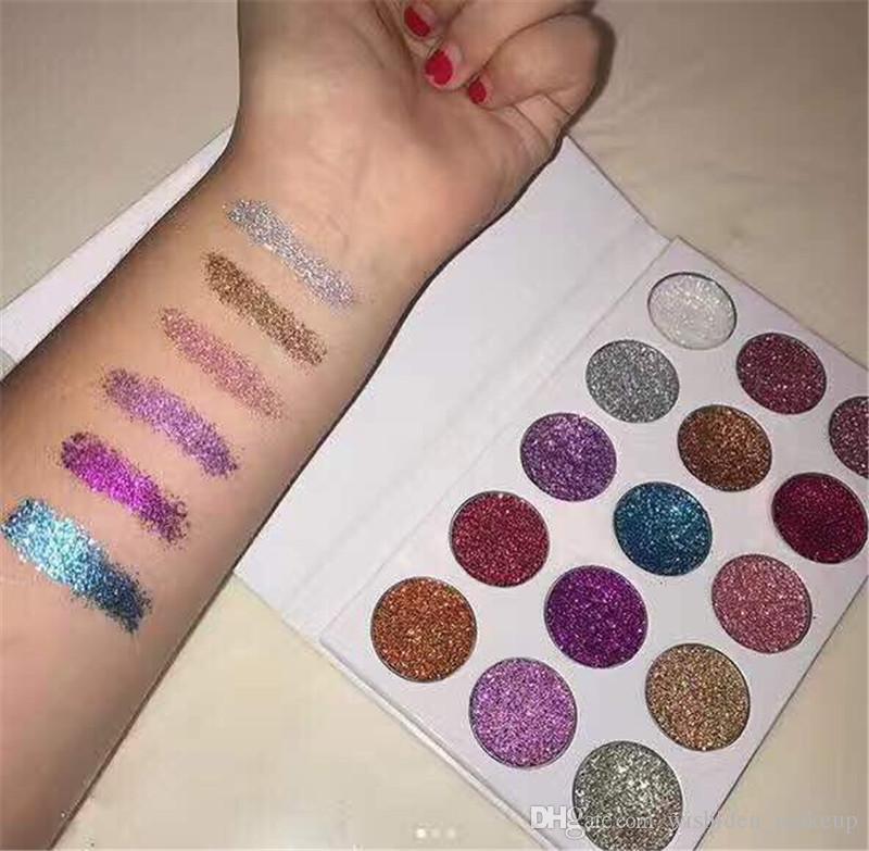 Colore Parete Glitter : New brand beauty glamierre unicorn glitter eyeshadow