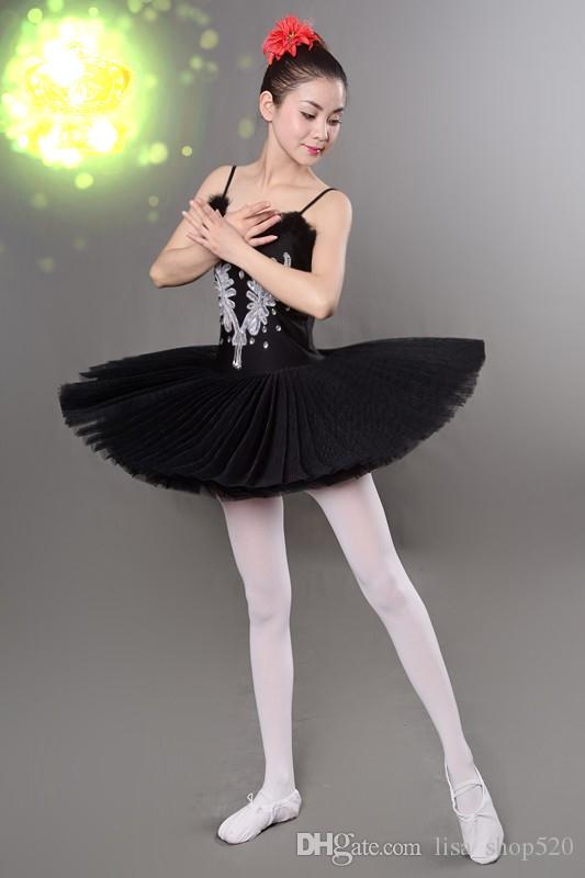 Acheter Princess Ballerina Fairy Party Costume Enfant Filles Gymnastique  Ballet Justaucorps Tutu Danse Robe Sans Manches Enfants Vêtements De Danse  ... e4cc24a969d