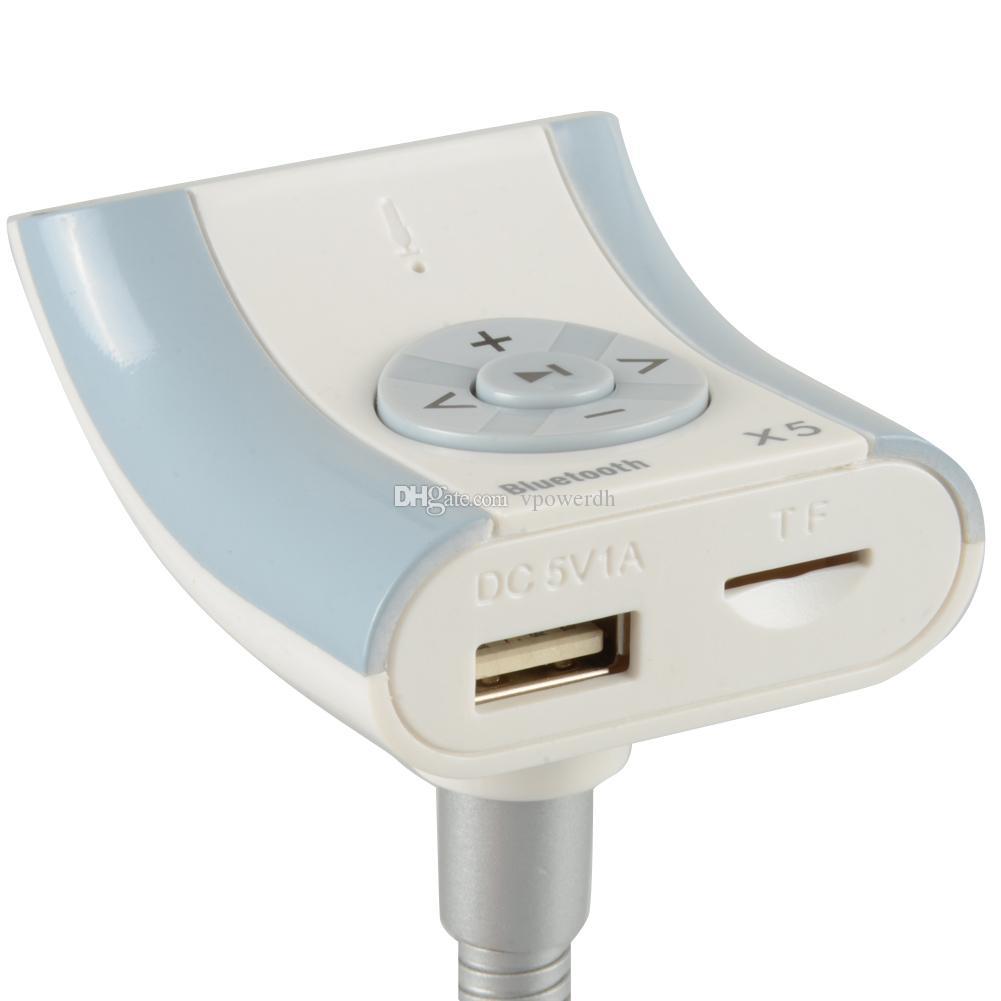 Kit de carro Bluetooth 3.0 MP3 Player FM Transmissor Modulador M00089 VPRD