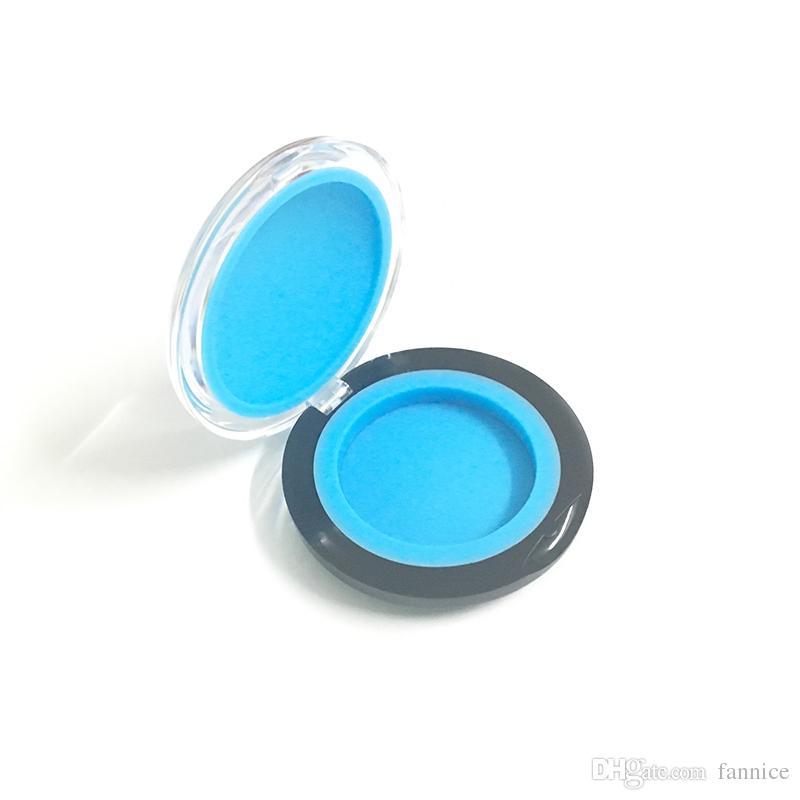 Antihaft Dab Jar Silikon Wax Container 6ml Silikon Hülle mit reichhaltiger Farbe zur Auswahl