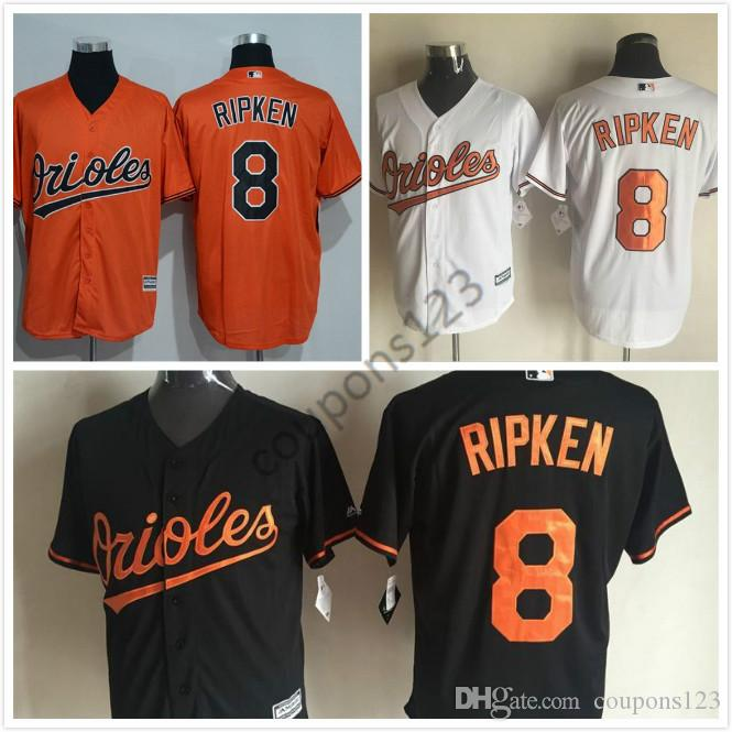 89792e7fa ... Baltimore Orioles 8 Cal Ripken 2015 Baseball Jersey Cheap Rugby Jerseys  Authentic Stitched Size 48- ...