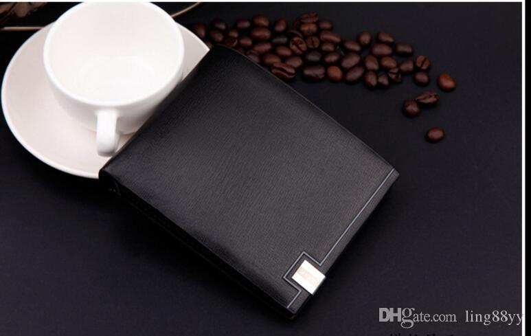 Mens wallets card holder male long wallet portefeuille homme men's the phone bag large capacity leather wallet coin purse