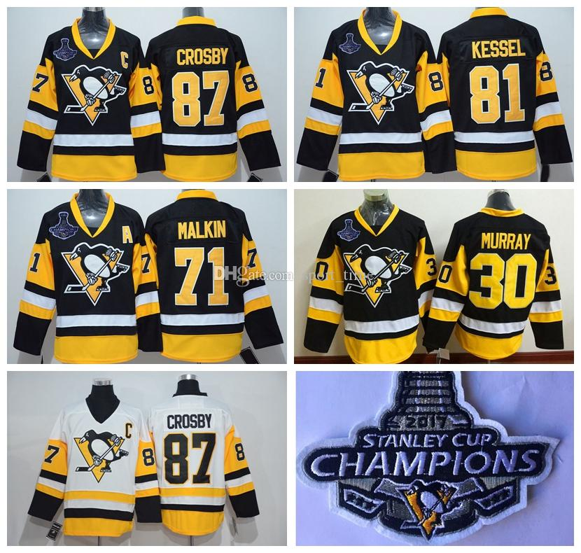 ... stanley cup final patch stitched nhl 149.00. mens penguins 87 sidney  crosby men hockey jerseys 2e16a74c6