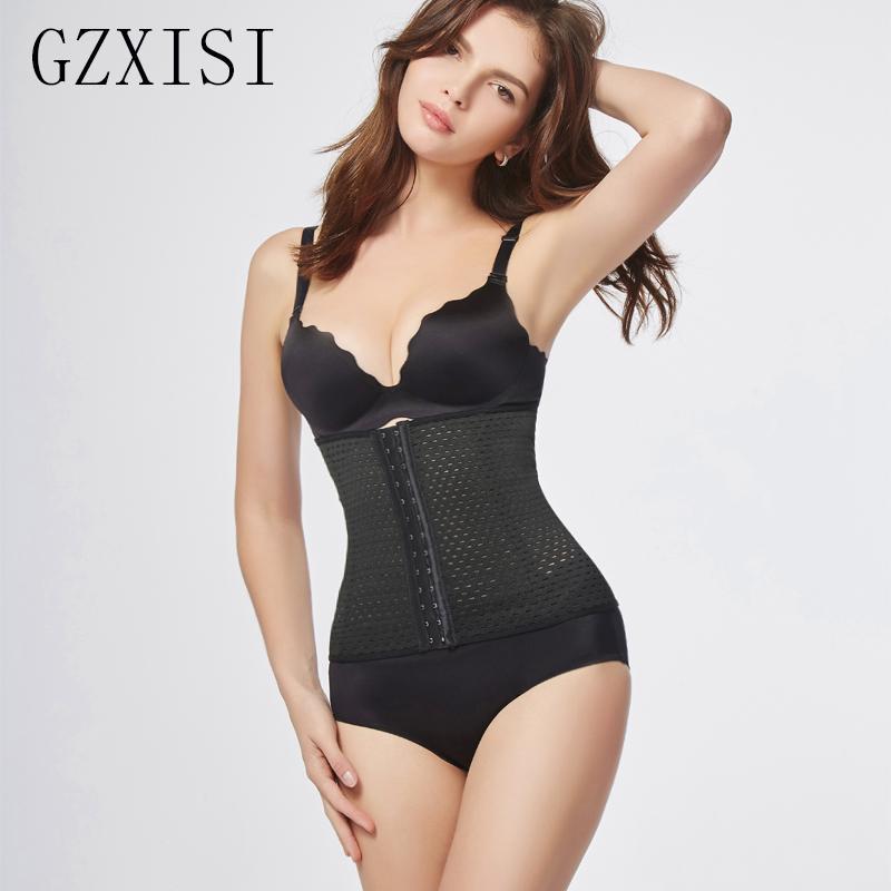 8bd7894dd2 Wholesale- Body Shaper Plus Size Women Slimming Shapewear Waist ...