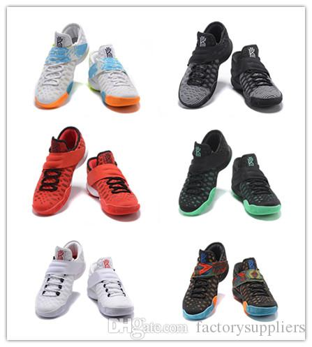 8f430e75241 2016 New Arrival Kyrie Irving 2.5 Weaving Men S Basketball Shoes For Irving  2 BHM Independence Day Training Sports Sneakers Kids Sneakers Shoes  Basketball ...