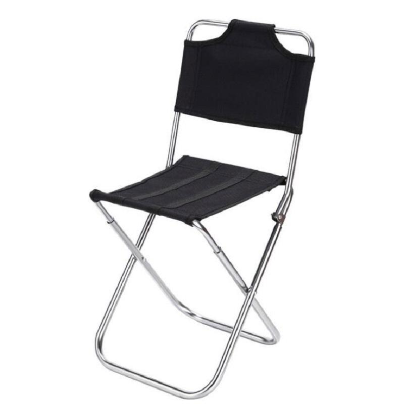 Multifunctional Folding Stool Folding Chair For Fishing Chair With Backrest Stool Aluminum Alloy Fishing Stool Free Shipping