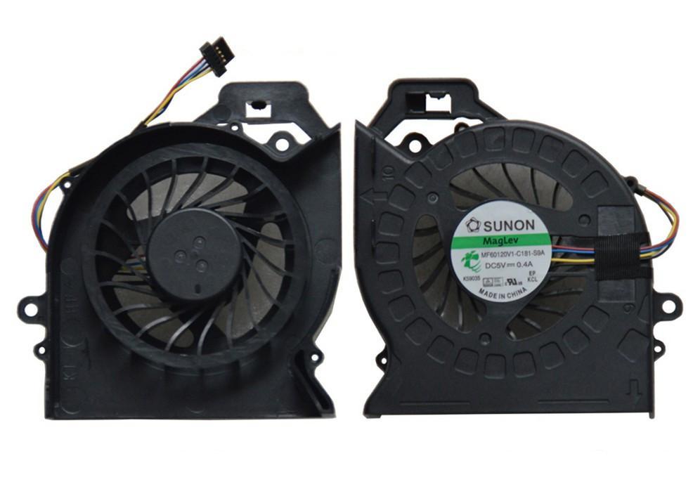 Ventola di raffreddamento CPU portatile HP Pavilion dv6-6000 dv6-6100 dv7-6000 MF60120V1-C181-S9A