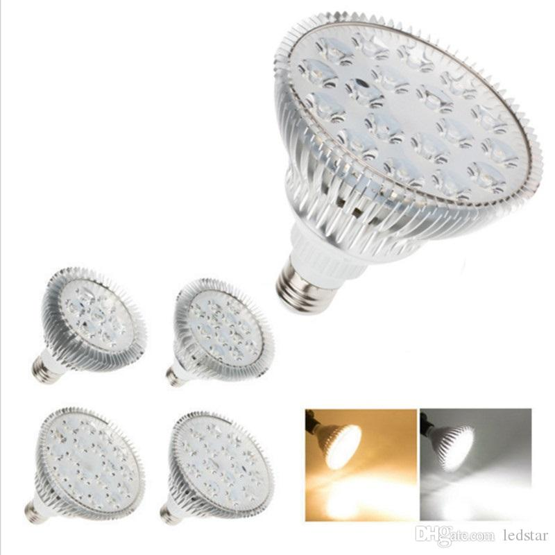 Dimmable Led bulb par38 par30 par20 9W 10W 14W 18W 24W 30W E27 LED Lighting Spot Lamp light downlight AC 110-240V