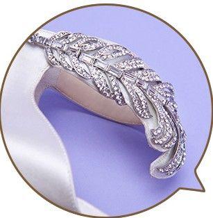 wholesale hot seller diamond wedding shoe satin pointed high-heeled shoes women heel bride shoe 224
