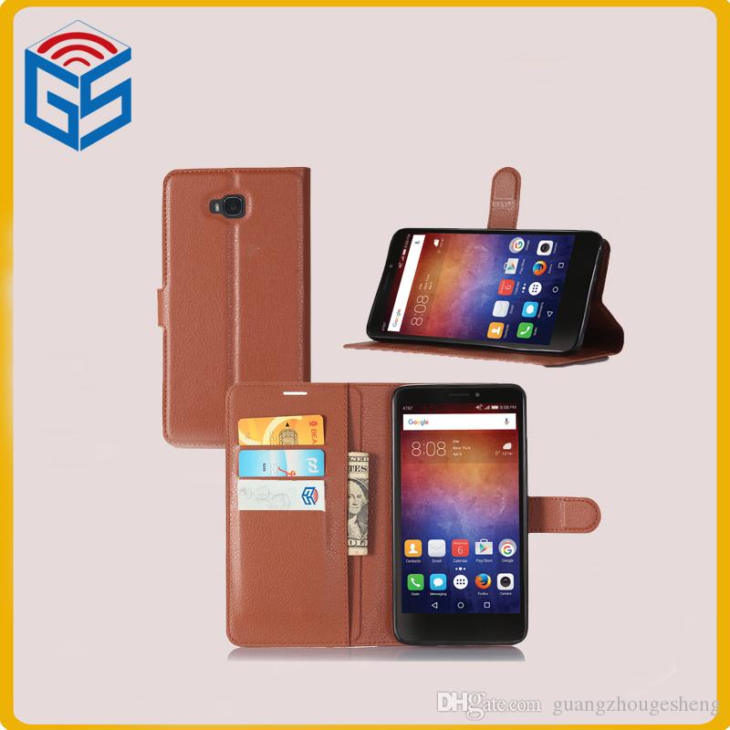 brand new 47ff4 1780b 2017 new product 50pcs / lot pu leather case flip cover for huawei ascend  xt h1611 6.0 inch free shipping
