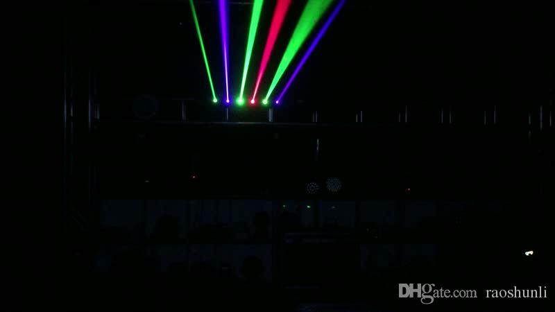 8 fat beam red Green blue moving head laser light/dj laser/stage laser/laser bar light/laser curtain