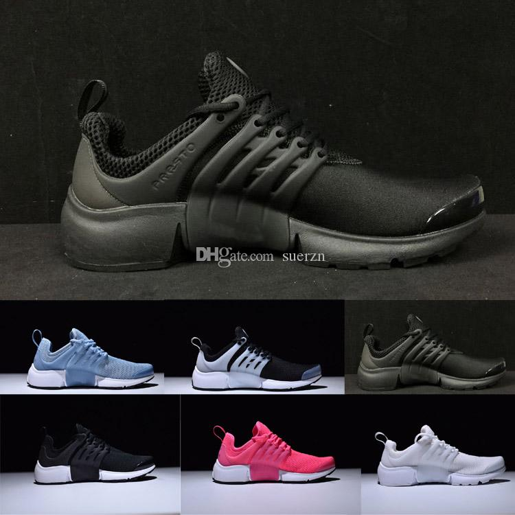 ebd3a63b95c ... order new 2017 air presto blackout running shoes air presto ultra  olympic br qs nike 64a76