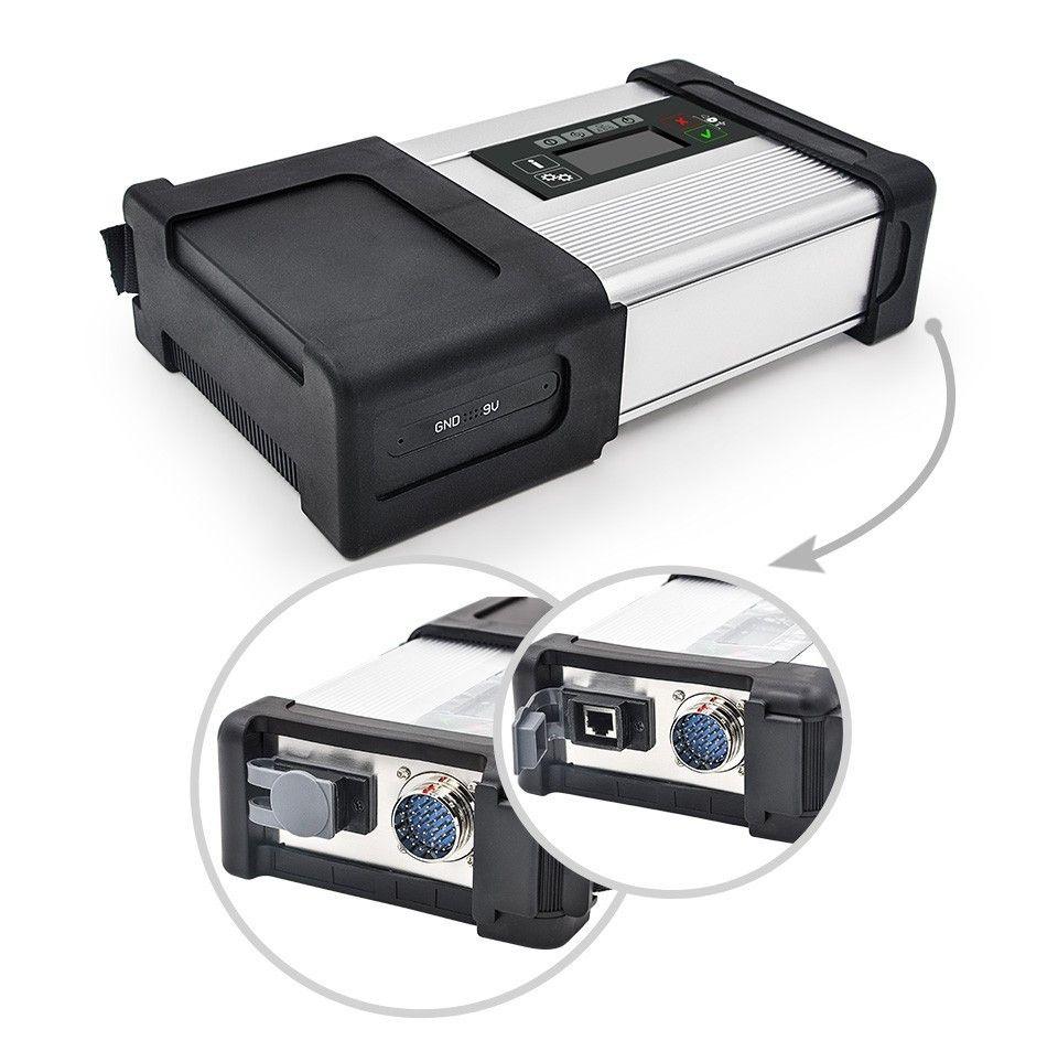 Super MB Star C5 mit Software SD verbinden Wireless V2017.05 HDD Expertenmodus vediamo xentry mit Laptop x200t einsatzbereit