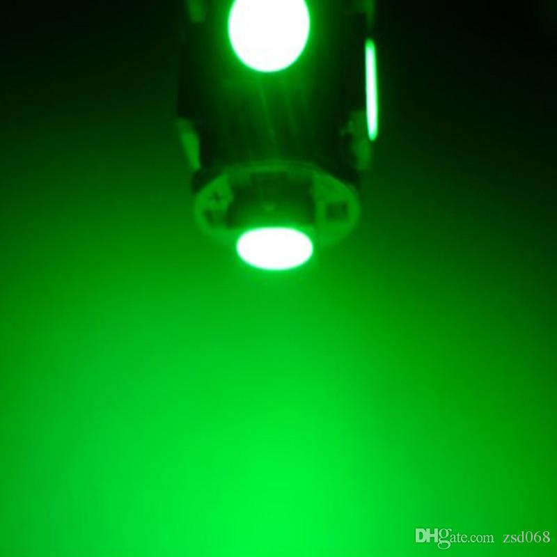 / T10 5SMD 5050 زينون LED ضوء المصابيح W5W 194 168 LED جانب السيارة إسفين الذيل ضوء مصباح أحمر أخضر أبيض أصفر ICE-BLUE الأزرق PINK