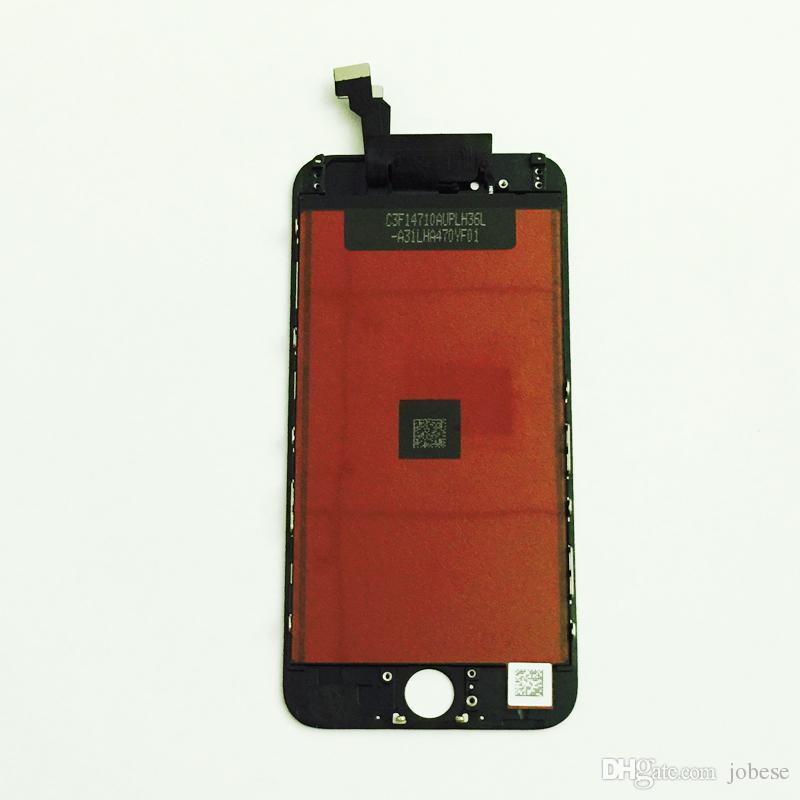 الصف A +++ شاشة LCD تعمل باللمس محول الأرقام الشاشة كاملة مع استبدال الإطار الجمعية الكامل لفون 6 / 6S فون 6 / 6S زائد