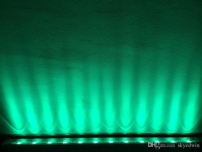 3 Years Warranty Waterproof 36W Remote LED Wall Washer RGB Change Floodlight Flood Light