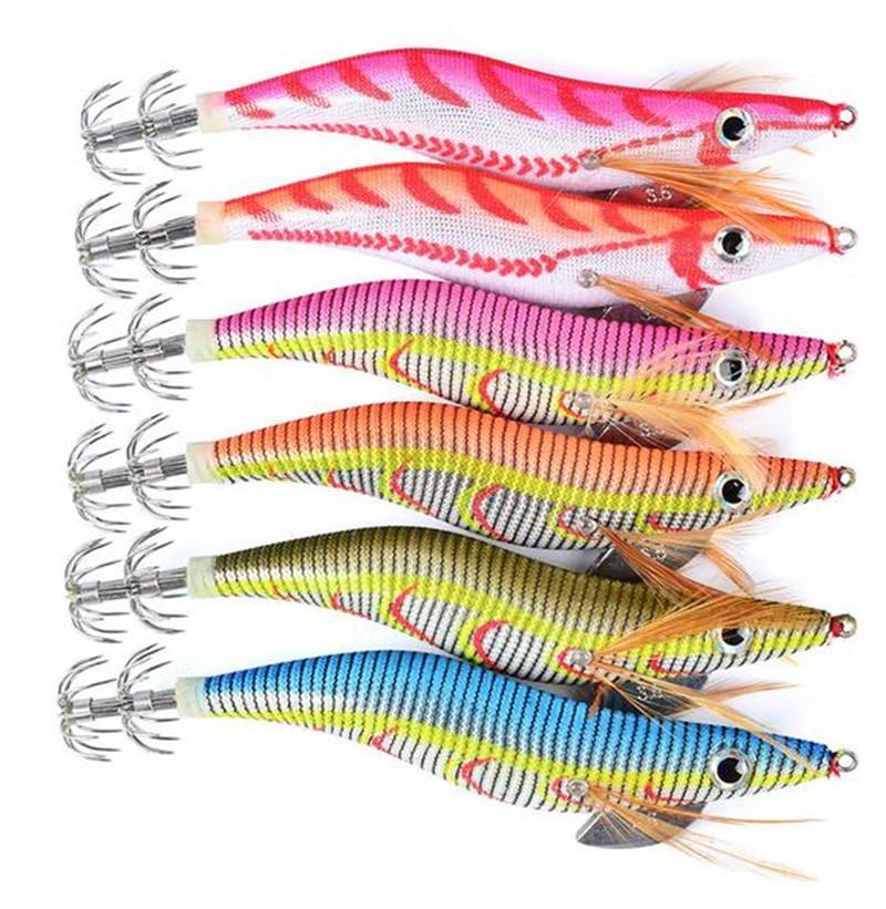 Camarão artificial isca de lótus 13 cm 21g 3.5 # Cauda Noctilucent Camarão iscas Ganchos de pesca com mosca