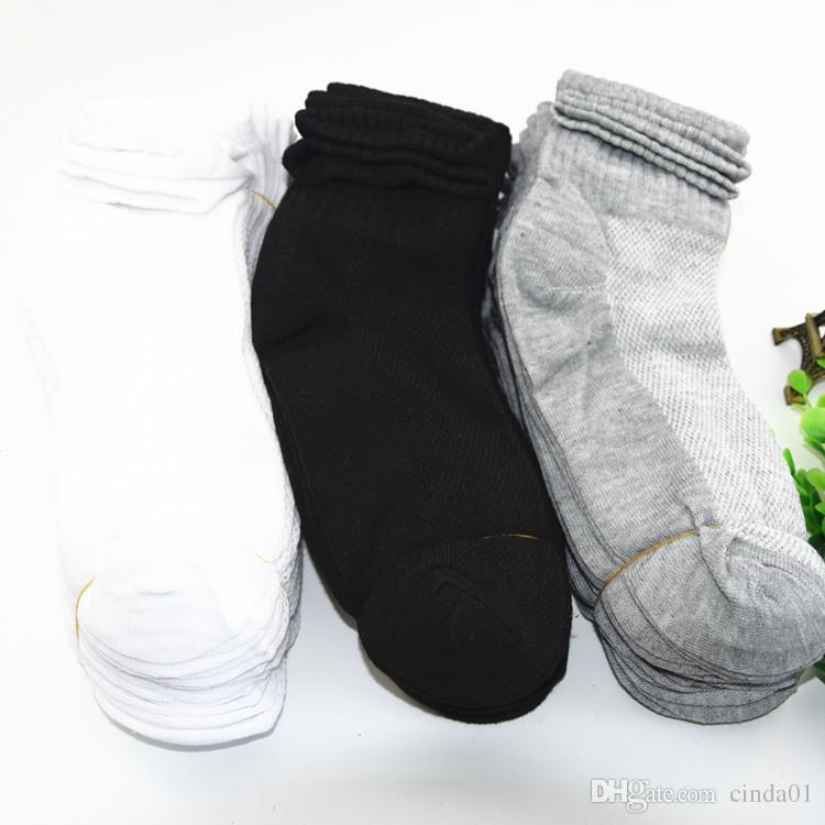 mens socks Long Cotton Socks Male Spring Summer Soild Mesh Socks for all size clothing accessories for male